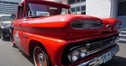 Chevrolet Pickup  Trăm năm say mê