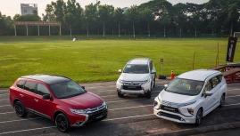 """Mitsubishi Việt Nam ra mắt 3 mẫu xe """"đặc biệt"""""""