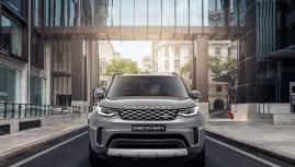 Land Rover Discovery 2021 giá từ 4,539 tỷ đồng