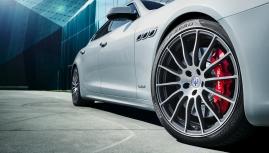 Maserati Ôm cả đại dương sau tay lái