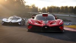 Siêu phẩm Bugatti Bolide ra giá 4,8 triệu USD
