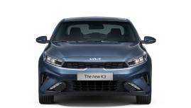 Kia K3 2021 chính thức ra mắt, đổi thiết kế tiện nghi, bỏ tên Cerato, giá từ 559 triệu đồng