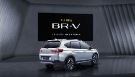 Honda BR-V 2022 ra mắt đe dọa nhóm MPV 7 chỗ giá rẻ với mức 415 triệu đồng