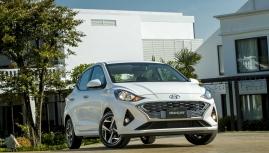 Hyundai Grand i10 thế hệ mới ra mắt, Giá từ 360 triệu đồng