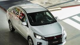 Mitsubishi Attrage 2020 AT và MT có lợi gì cho người mua