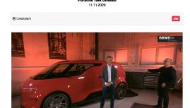 Porsche tiết lộ những mẫu xe chưa bao giờ công bố
