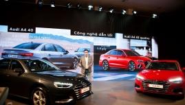 Audi Q7, Q3 và A4 mới cùng ra mắt online