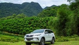 Toyota Việt Nam khuyến mãi tặng quà tháng 9