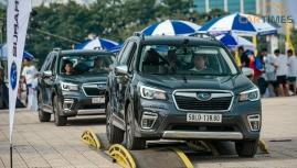 Subaru Việt Nam tặng nhiều dịch vụ lễ hội Kansha tháng 12