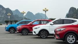 MG Việt Nam tung ưu đãi đặc biệt cho mọi dòng xe