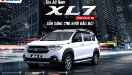 Bán 2 xe 1 tháng, Suzuki tặng phí trước bạ, giảm giá phụ kiện cứu doanh số