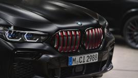 BMW X5, X6 và X7 cùng độ lên phiên bản Đen - Black Edition