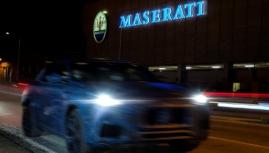 Maserati Grecale SUV dữ nhất sắp ra mắt