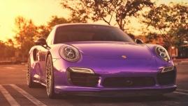 Siêu Porsche 911 Turbo với vành HRE Vin-tệch