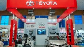 Toyota đẩy mạnh phát triển công nghiệp hỗ trợ và ngành công nghiệp ô tô Việt Nam.