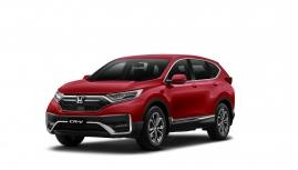 Honda CR-V 2020 thêm mầu đỏ Cherry tăng 5 triệu đồng
