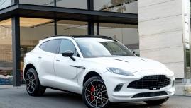 Siêu SUV Aston Martin DBX về Việt Nam, giá hơn 16 tỷ đồng