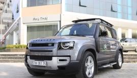 Miễn phí kiểm tra và giảm 10% phí sửa chữa Jaguar Land Rover Việt Nam