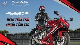 Honda Việt Nam tiếp tục ra mắt 3 dòng Sport-Bike mới
