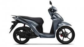 Honda Vision 2021 ra mắt đổi dáng như SH