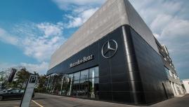 """Showroom Mercedes-Benz """"xịn"""" nhất ĐNA khai trương tại Bình Dương"""