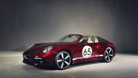 Porsche 911 Targa 4S Heritage Design bản hiếm về Việt Nam