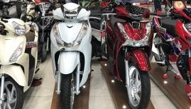 Tháng 6, giữa dịch Covid mỗi ngày Việt Nam bán ra hơn 7.300 xe máy mới