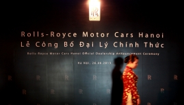 Ai sẽ là nhà phân phối mới Rolls-Royce tại Việt Nam?