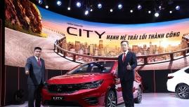 Honda City 2021 ra mắt, đổi hẳn thiết kế, động cơ cũ, thêm khởi động từ xa.
