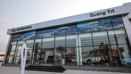 Subaru mở đại lý chính hãng tại Quảng Trị