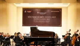 Toyota Việt Nam trao 200 Học bổng cho sinh viên kỹ thuật và âm nhạc năm 2020.
