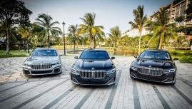 Thaco giảm giá BMW 7-Series lên đến gần 600 triệu đồng