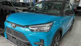 Toyota Raize bất ngờ xuất hiện xe thật với thông số hấp dẫn
