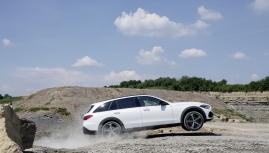 Mercedes-Benz C-Class cũng off-road với phiên bản All Terrain 2022