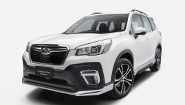Bộ phụ kiện ngầu cho Subaru Forester giá 109 triệu đồng