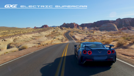 Siêu xe điện nhanh hơn cả Taycan lẫn Tesla
