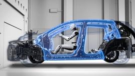 """Thép Boron vật liệu khiến xe này """"cứng"""" hơn xe khác"""