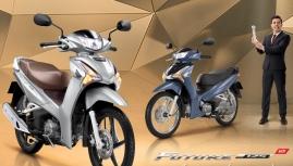 Honda Future đời mới thêm mầu thay tem
