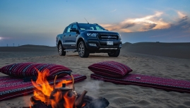 5 lí do khiến Ford Ranger hay hơn cả xe du lịch