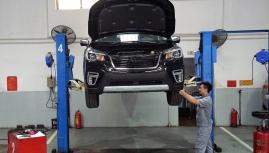 Subaru tại Việt Nam tăng thêm ưu đãi dịch vụ cho Forester