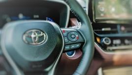 Cách dùng TSS trên Toyota Corolla Cross