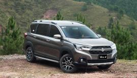 Suzuki XL7 khuyến mãi 25.000.000 đồng và Quà tặng phụ kiện