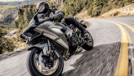Kawasaki Ninja H2 Carbon và Ninja ZX-10R 2021 nâng cấp giá đắt nhất 1,299 tỷ đồng