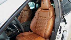 Maserati Levante bản hiếm với nội thất Zegna PELLETESSUTA™