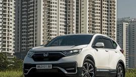 Honda CR-V được tặng 130 triệu đồng phí trước bạ trong tháng 8
