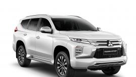 Mitsubishi Pajero Sport 2019 ra mắt và giảm giá